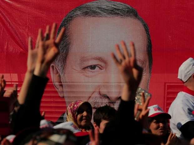 Турция: референдум об усилении власти Эрдогана