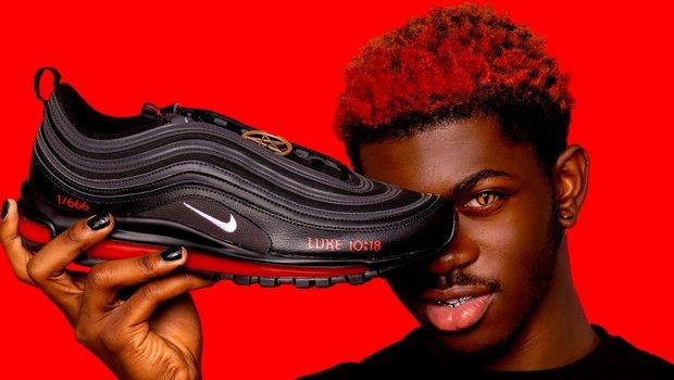 В США запретили продажи «сатанинских» кроссовок Nike