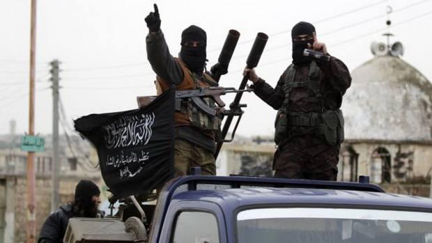 В Сирии воздушным ударом убиты по меньшей мере 25 джихадистов