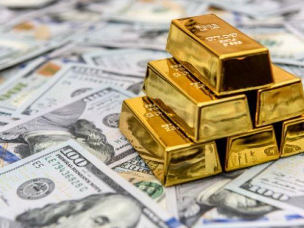 Золото – опасный конкурент доллара США
