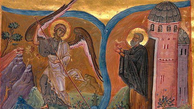 19 сентября Православная Церковь воспоминает чудо Архистратига Михаила в Хонех.