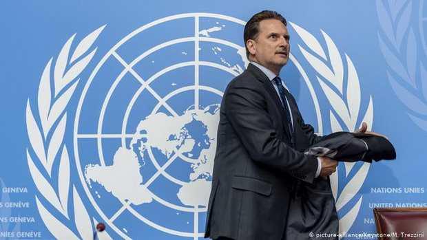 Глава агентства ООН по помощи палестинским беженцам ушел в отставку