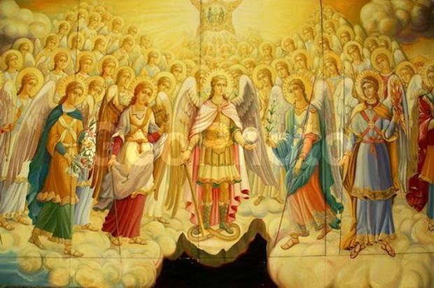 об ангелах и их иерархии