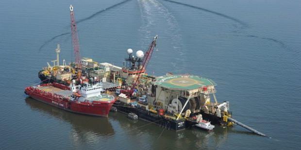 Германия разрешила строить Северный поток-2 в своих водах