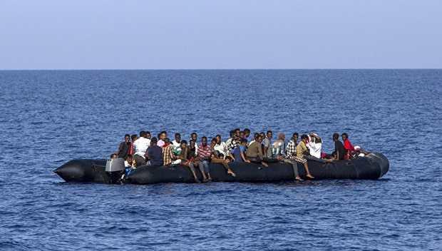 ~Врачи без границ~ приостанавливают миссию по спасению мигрантов