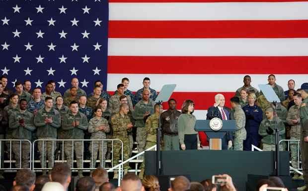 Япония отказалась платить $8 млрд за пребывание американских солдат