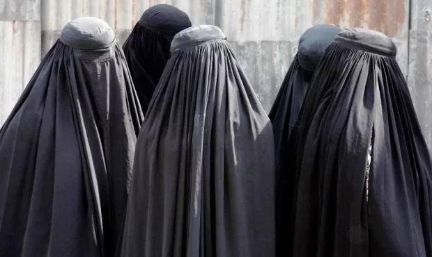 В Дании запретят публичное ношение бурки и никаба
