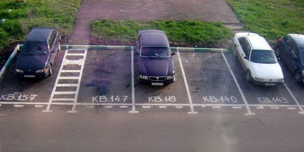 В Госдуме захотели запретить россиянам без гаража покупать машины