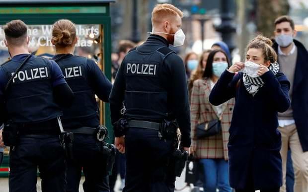 В Германии ввели «жесткий карантин»