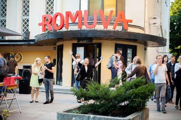 Romuva связана с Россией