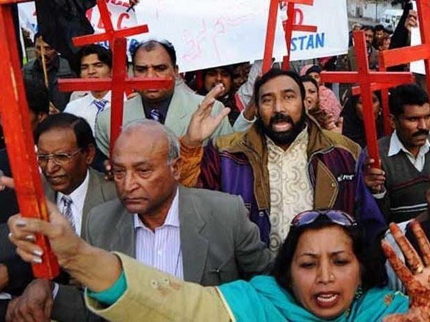 В Пакистане толпа пьяных мусульман жестоко избила 7 христиан