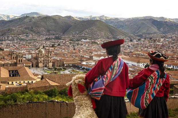 Вид на Куско
