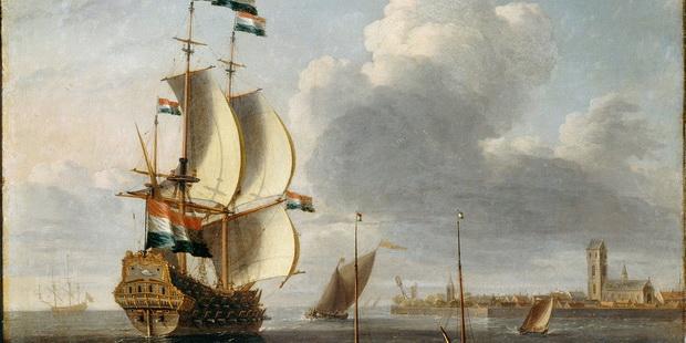 Колонии Нидерландов