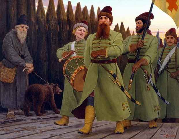 Стрельцы проливали за царя реки крови, добывали ему новые земли, карали бунтовщиков и бунтовали сами, терпели унижения разинцев и жестоко мстили им.