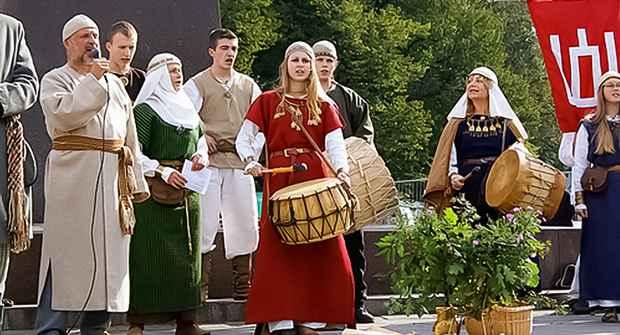 """Комитет Сейма Литвы по национальной безопасности и обороне дал """"добро"""" на признание государством религиозной общины древних балтов Romuva."""
