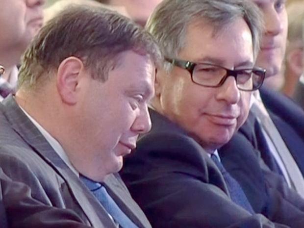 Два миллиардера и «Роснефть» подали в суд на издателя книги «Люди Путина»