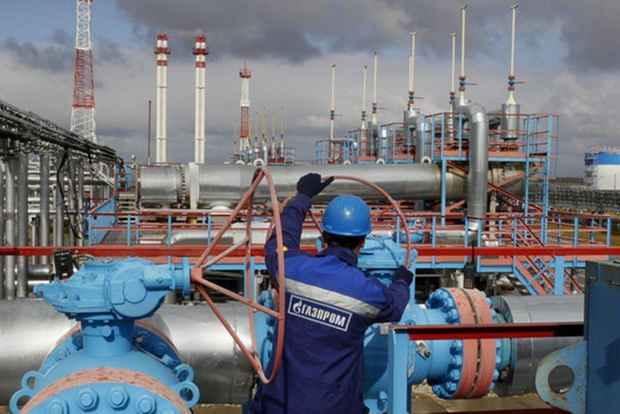 Газпром намерен пересмотреть контракты с ЕС