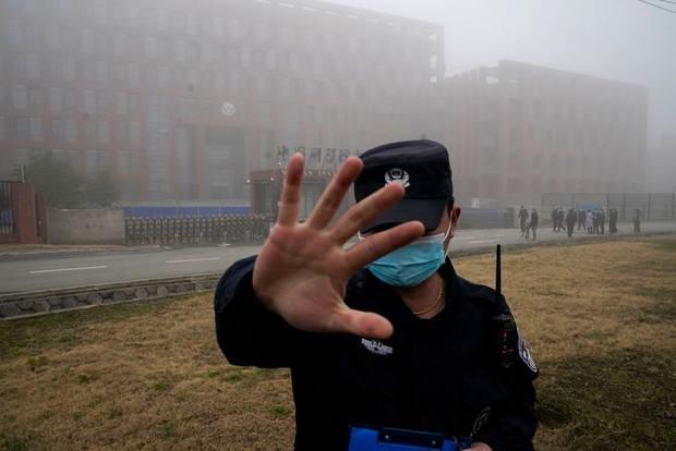 Китай отказался предоставлять ВОЗ исходные данные о ранних случаях коронавируса