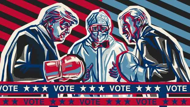"""Характеризуя организацию выборов, Трамп вновь заявил """"о величайшем обмане в истории страны с точки зрения избирательного процесса""""."""
