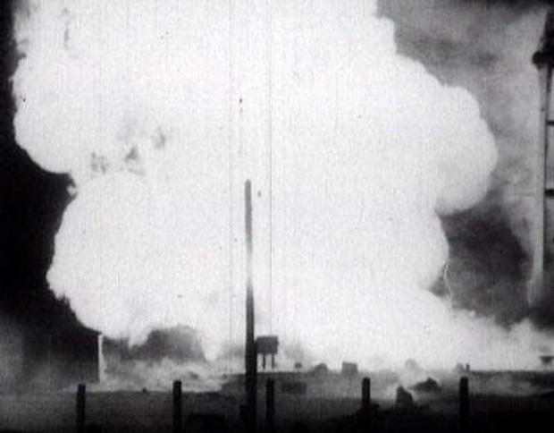 Катастрофа на Байконуре. 24 октября 1960 года, Космодром Байконур