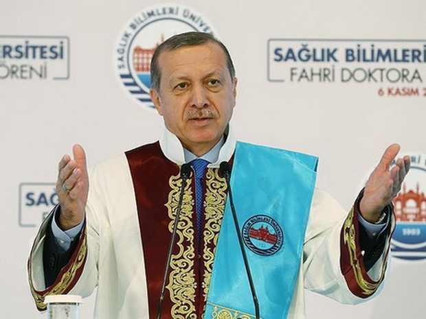 Эрдоган назвал Европу пособником терроризма