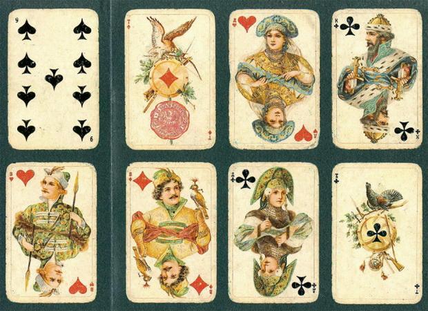 Игра в карты полюбилась народу, но была запрещена