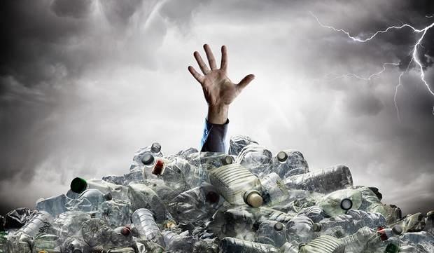 Азия возвращает тонны мусора Западу