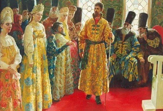Он стал первым в истории Руси Рюриковичем, который женился не на заморской принцессе или своей родственнице, а на боярской дочке.