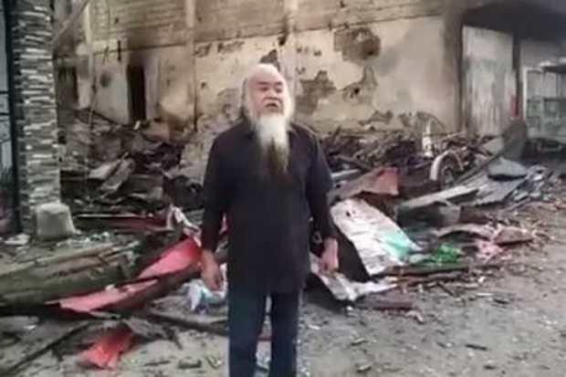 Священник, захваченный исламистами, записал видеообращение к президенту Дутерте
