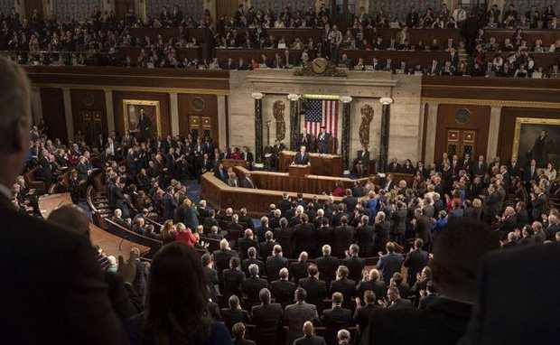 Конгресс США одобрил повышение потолка госдолга на $480 млрд