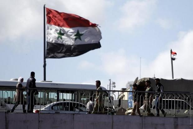 Турецкая авиация нанесла авиаудары по территории Сирии