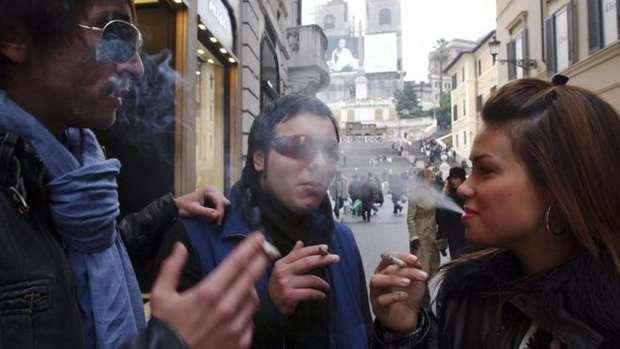 Подростки в Европе всё чаще курят марихуану