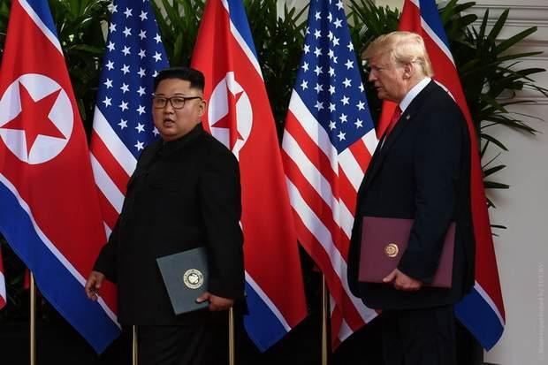 СМИ: Ким Чен Ын на бронепоезде через Китай отправился на встречу с Трампом