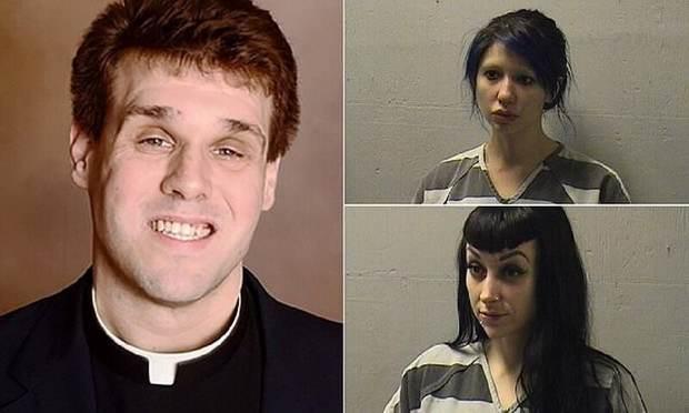 Католический священник арестован за оргию на церковном алтаре