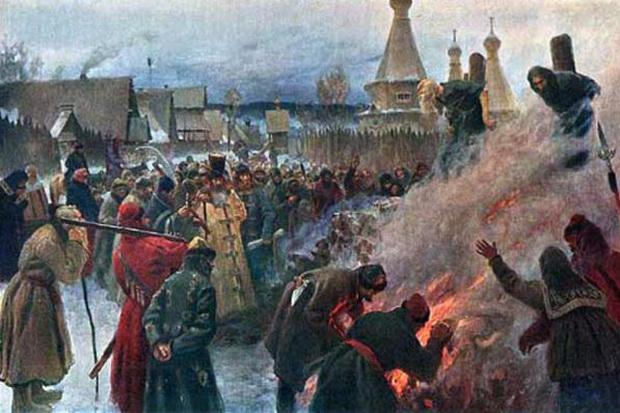 В 1682 году вместе со своими сторонниками он принял мученическую смерть через сожжение.