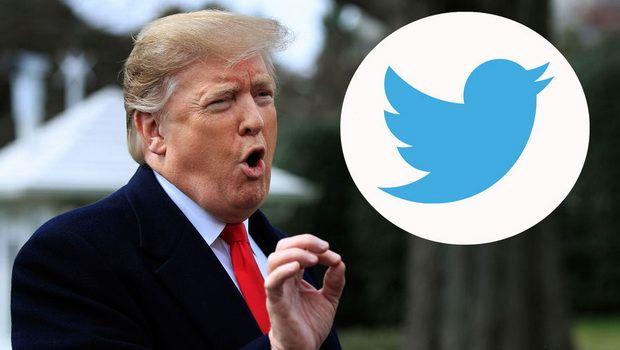 Из-за конфликта с Twitter Трамп пригрозил закрыть социальные сети