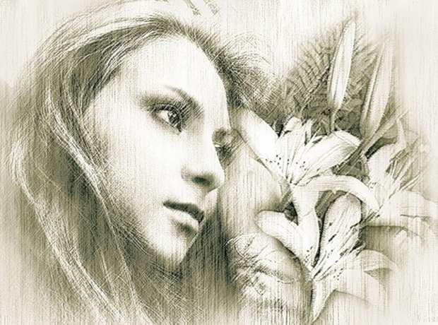 Так она говорила и говорила, а Яна смотрела в окно, и на душе у неё было ясно и светло.