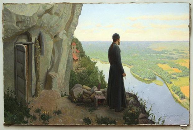 Артур Израйлян «Монах»