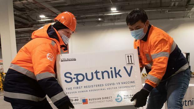 Президент Чехии попросил Путина отправить в страну вакцину «Спутник V»