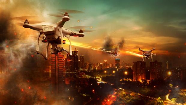 Войны ближайшего будущего вряд ли будут похожи на то, что мы видим в фантастических фильмах.