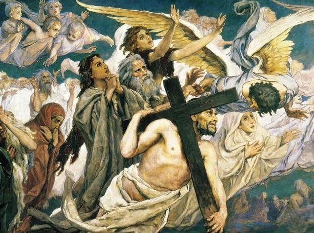Чем  глубже в человеке вера, тем больше он начинает бояться смерти не как исчезновения, а как суда над своей душой.