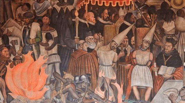 Гармоничные отношения, основанные на вере и любви, которым задавала тон церковная организация, были чем-то невероятным в Средневековье