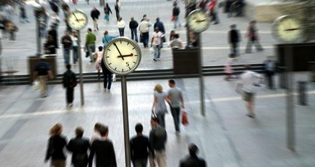 Жизнь людей стала в мире очень торопливой и становится все более торопливой