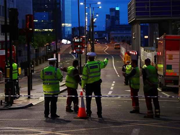 ~Исламское государство~ взяло на себя ответственность за теракт в Лондоне