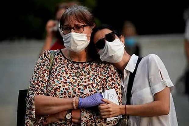 В Испании начался 10-дневный траур по умершим от коронавируса