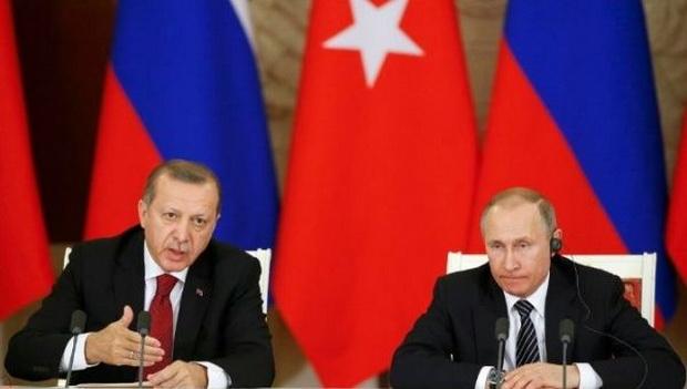 Турция и Россия поддерживают в Сирии разные стороны вооруженного конфликта