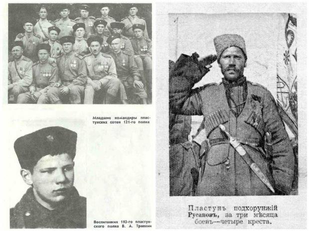 Отважные казаки отличись своими умениями во многих сражениях
