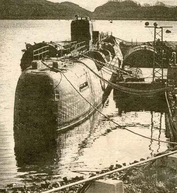 Радиационная авария в бухте Чажма. 10 августа 1985 года, Бухта Чажма, посёлок Шкотово-22