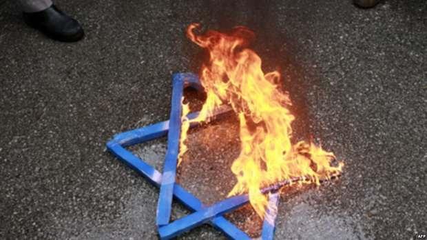 Проявления антисемитизма в США за минувший год выросли в 1,5 раза