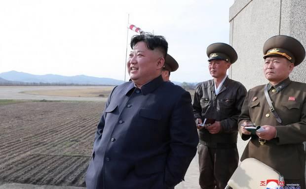 В КНДР прошли испытания нового типа тактического ракетного оружия.